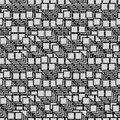 Cube maze pattern