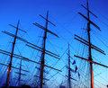 Sailing ship fragment
