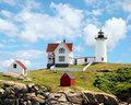 Nubble Light York Maine