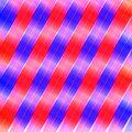 Diagonal blur pattern