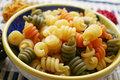 Pasta tricolore