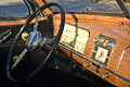 Antique Car Dashboard