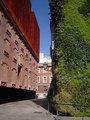 Caixa Forum Museum In Madrid With Vertical Garden