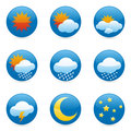 Fully editable vector isolated internet icons and buttons