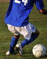 Soccer Ball Dribble