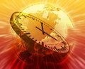 America global time