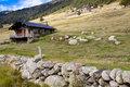 Stony cottage - Pyrenees
