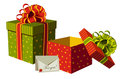 Christmas gifts boxes
