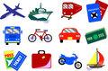 12 Travel Icons