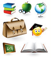 Educational Vector Elements