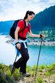 Hiking woman