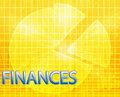 Budgeting finance illustration