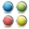 Web icon stripe
