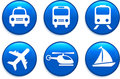 Transportation Buttons