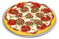 Pizza Alldressed