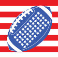 USA football flag 1