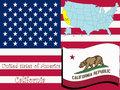 California state illustration