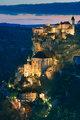Village of Rocamadour, France