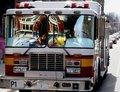 Somerset Avenue Fire Truck
