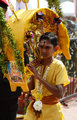 Young Kavadi carrier