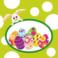 Springtime Easter holiday wallpaper