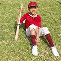 Baseball player child