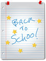 BACK TO SCHOOL star notebook education supplies