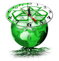 World clock ecology