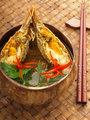Asian crayfish curry