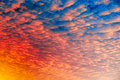 Cloud Sunset Background