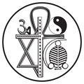 Universal religions symbol