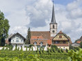 idyllic Mittelbergheim