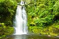 Mac Lean Falls in the Catlins