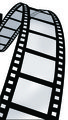 Swirl of Film Reel