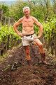 Senior farmer