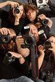 Too many photographers