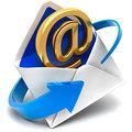 Email sign & envelope