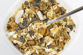 Multi fruit and nut muesli