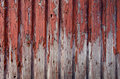 rural house wall peel paint background closeup