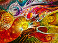abstract, abstraction, art, artistic, colorful
