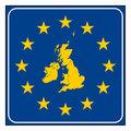 UK European button