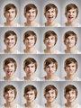 Young man portraits