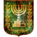 israel coat of arms