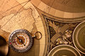 Compass, treasure map and travel!