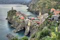 Vernazza village, Italy