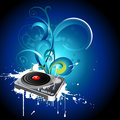 abstract party vector