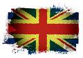 Old british flag