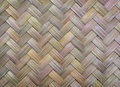 Bamboo weave texture