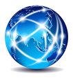 Communication World, Global Commerce - China, Far East - EPS 10