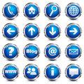 Web Site & Internet Icons - SET ONE